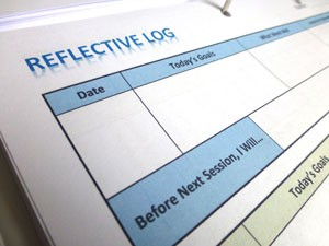 ADI Reflective log