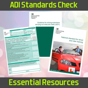 Standards Check Resources for ADIs