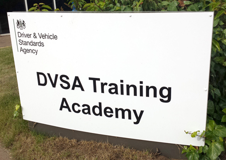 dvsa-training-academy