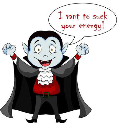 Is Your Mate an Energy Vampire
