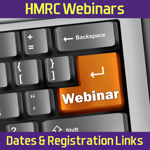 HMRC Webinars – Help For Driving Instructors